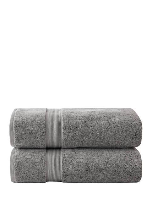 800 GSM Cotton Bath Sheet 2 Piece Set