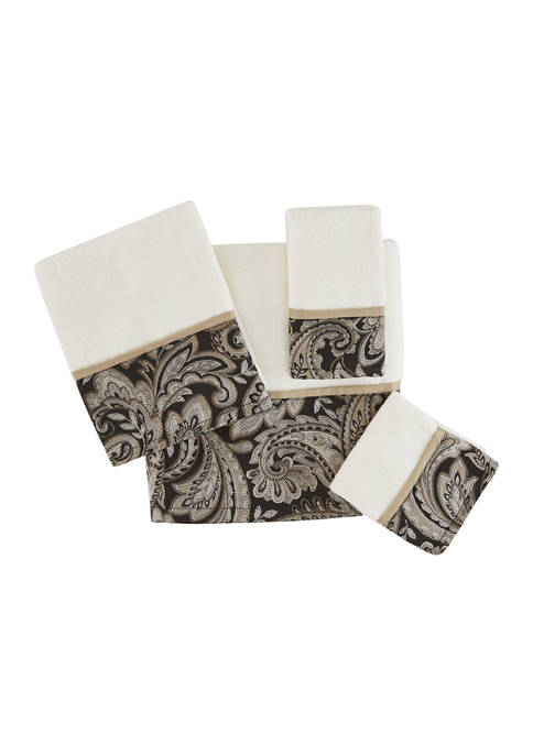 Madison Leigh 6 Piece Bath Towel Set