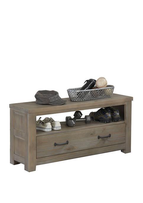 Hillsdale Furniture Highlands Dressing Bench