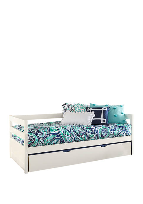 Caspian Daybed With Trundle Multiple Colors