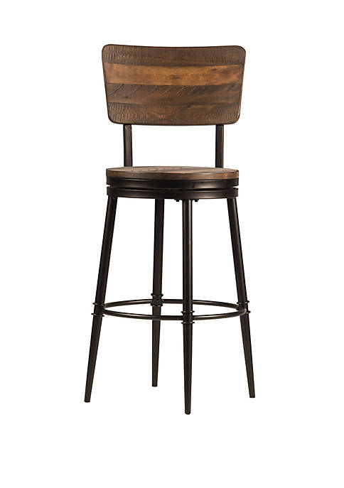 Hillsdale Furniture Jennings Swivel Counter Height Stool