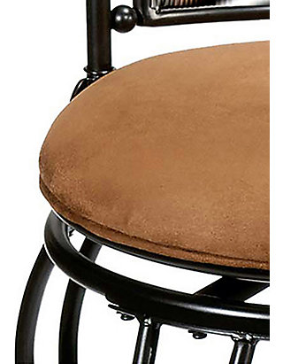 Swell Milan Swivel Counter Height Stool Black Copper Accent Unemploymentrelief Wooden Chair Designs For Living Room Unemploymentrelieforg