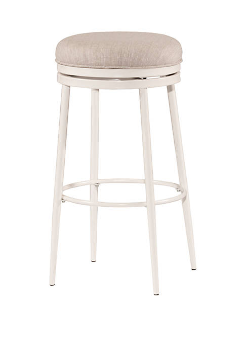 Hillsdale Furniture Aubrie Swivel Backless Bar Height Stool
