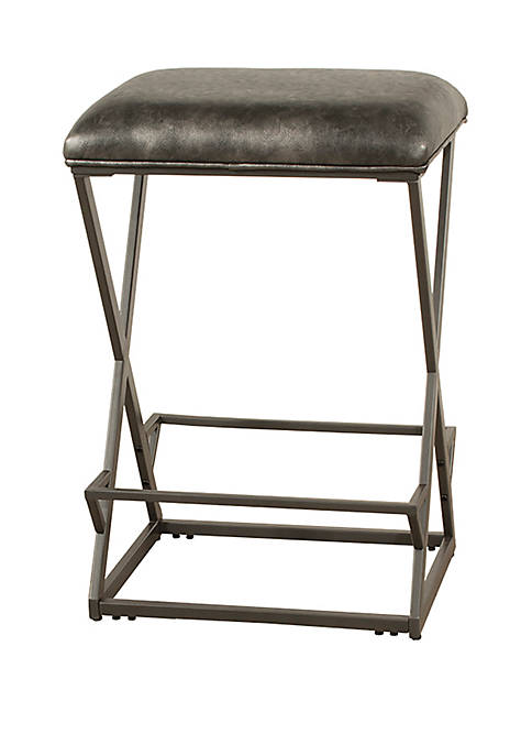 Hillsdale Furniture Kenwell Backless Non-Swivel Bar Height Stool