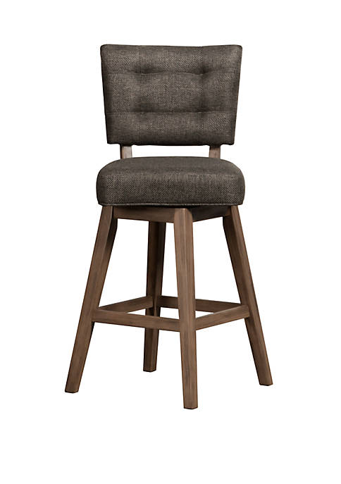 Hillsdale Furniture Lanning Swivel Bar Height Stool