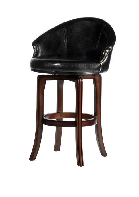 Hillsdale Furniture Dartford Swivel Stool Multiple Sizes