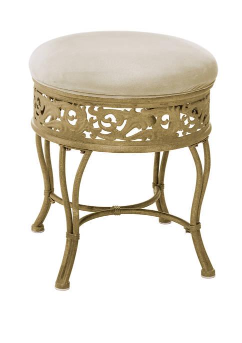 Hillsdale Furniture Villa III Vanity Stool