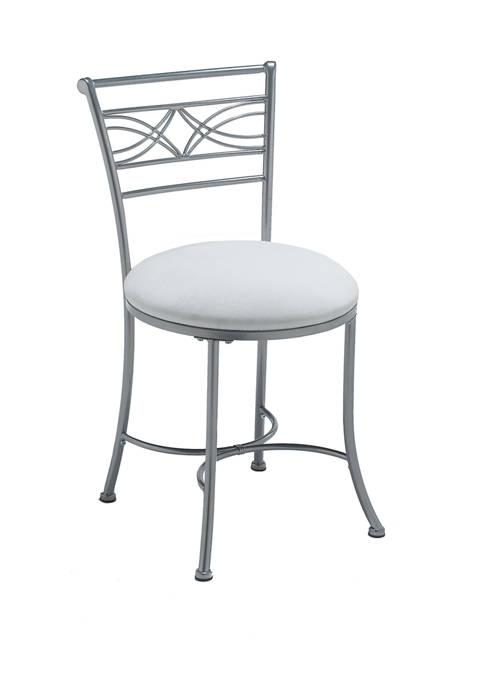 Hillsdale Furniture Dutton Vanity Stool