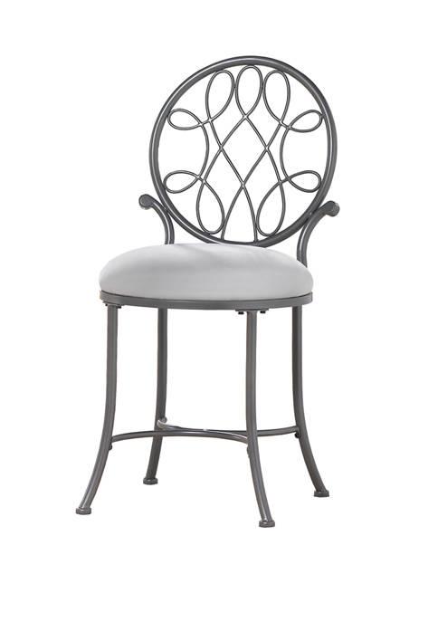 Hillsdale Furniture OMalley Vanity Stool