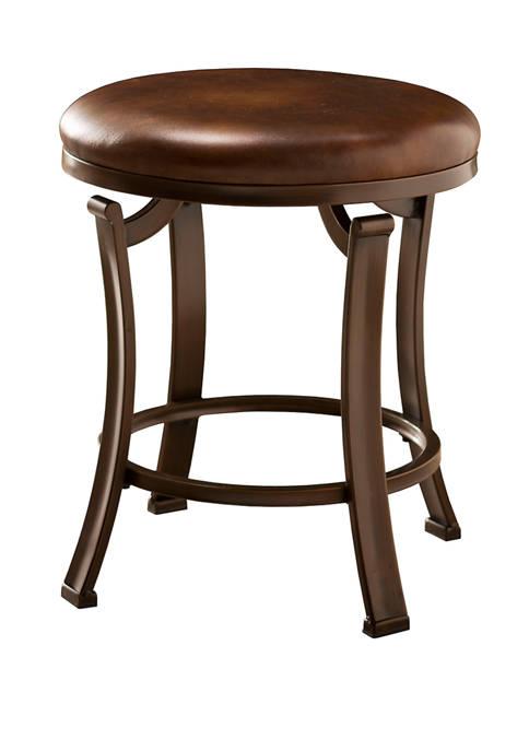 Hillsdale Furniture Hastings Backless Vanity Stool