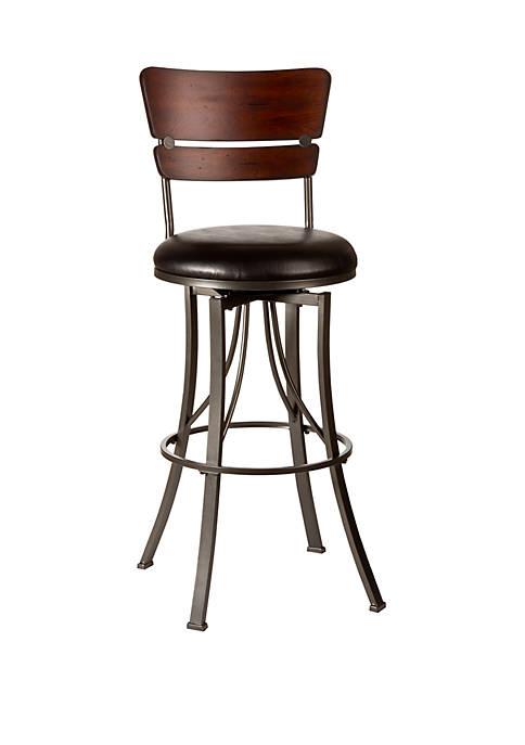 Hillsdale Furniture Santa Monica Swivel Counter Height Stool