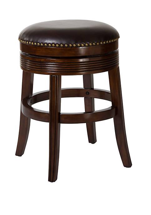 Hillsdale Furniture Tillman Backless Swivel Counter Height Stool