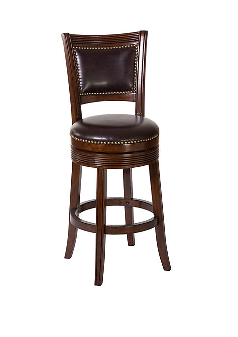 Hillsdale Furniture Lockefield Swivel Bar Height Stool