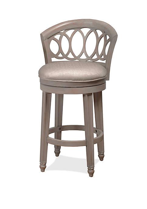 Hillsdale Furniture Adelyn Swivel Bar Height Stool