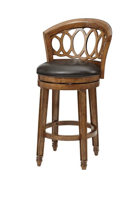 Hillsdale Furniture Adelyn Swivel Stool Multiple Sizes