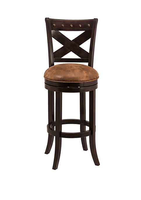 Hillsdale Furniture Brantley Swivel Counter Height Stool