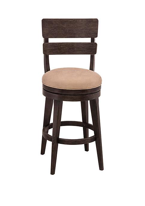 Hillsdale Furniture LeClair Swivel Bar Height Stool