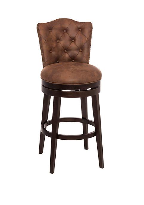 Hillsdale Furniture Edenwood Swivel Bar Height Stool