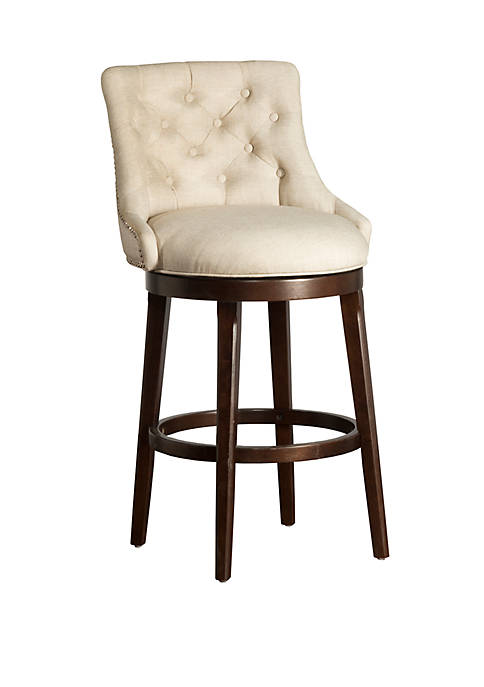 Hillsdale Furniture Halbrooke Swivel Counter Height Stool