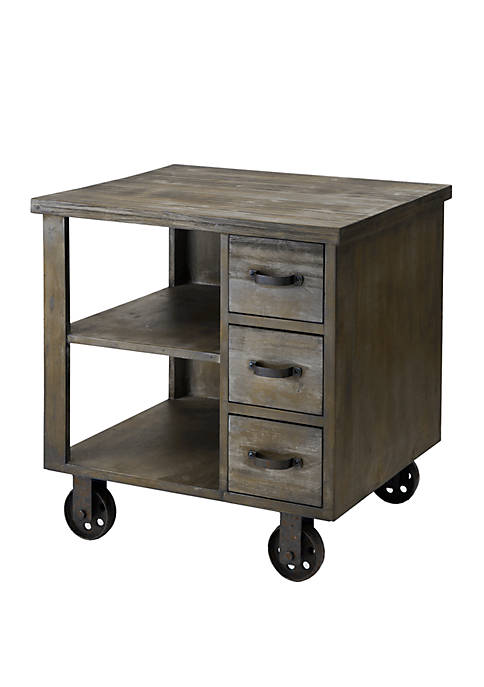 Madison Park Cirque Accent Table