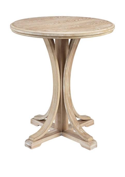 Fatima Round Accent Table