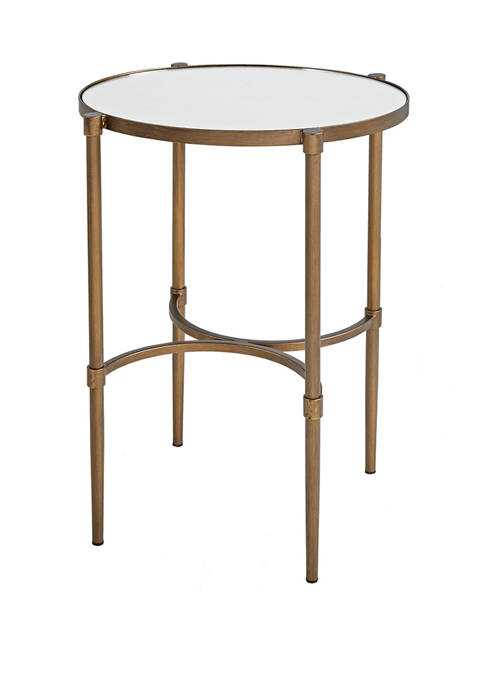 Lia Oval Accent Table