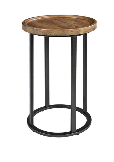 Martha Stewart Irisa Round Accent Table