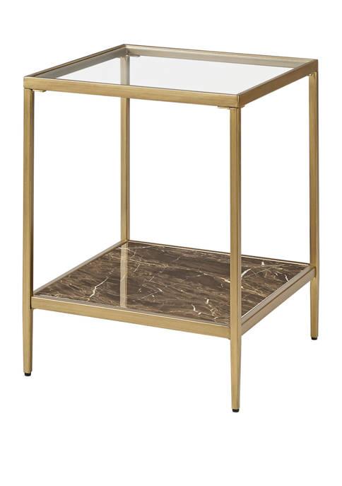 Marisol Square Accent Table