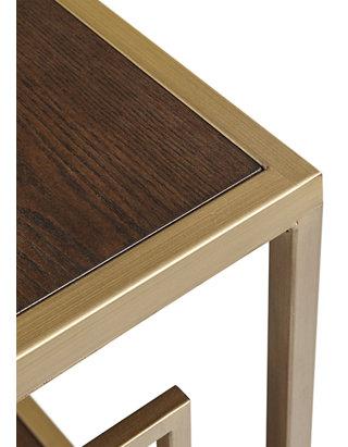 Martha Stewart Renee End Table Belk