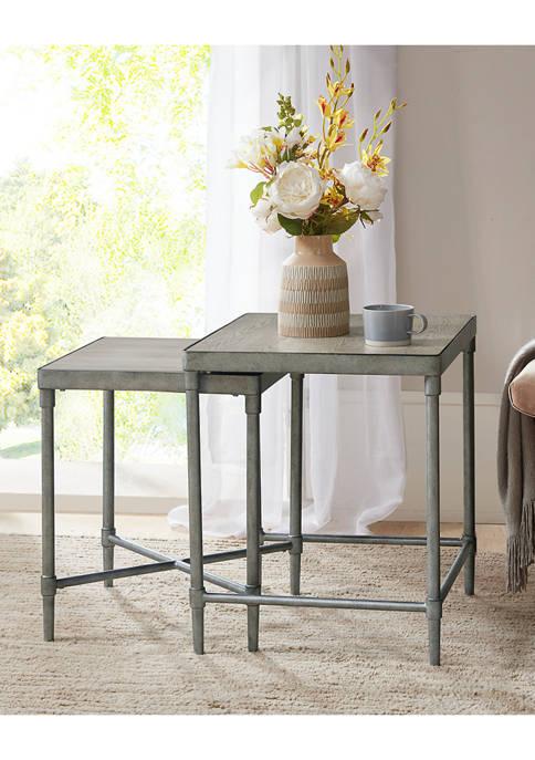 Martha Stewart Bryn Lee Accent Nesting Table