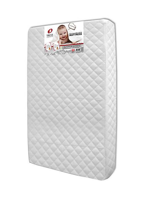 Swiss Quilted Crib Mattress