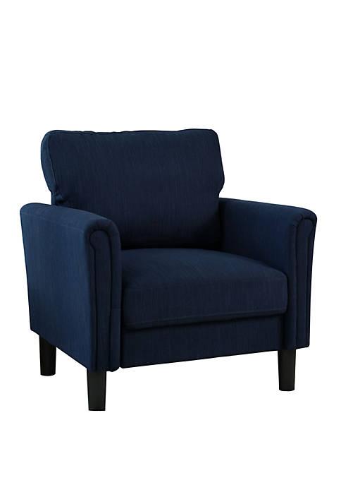 Abbyson Cody Fabric Armchair