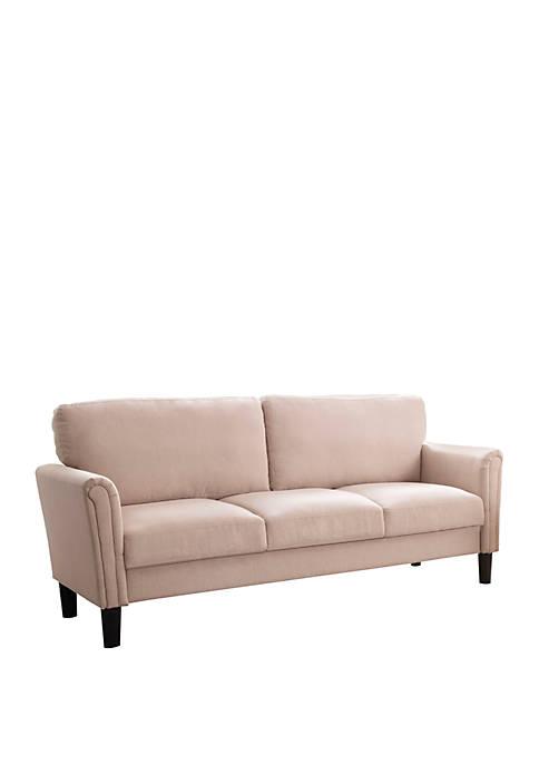 Abbyson Cody Fabric Sofa