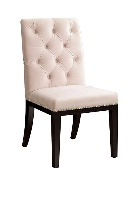 Abbyson Milieux Tufted Dining Chair
