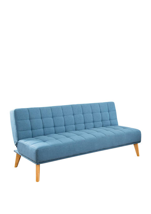 Carson Mid Century Convertible Sofa