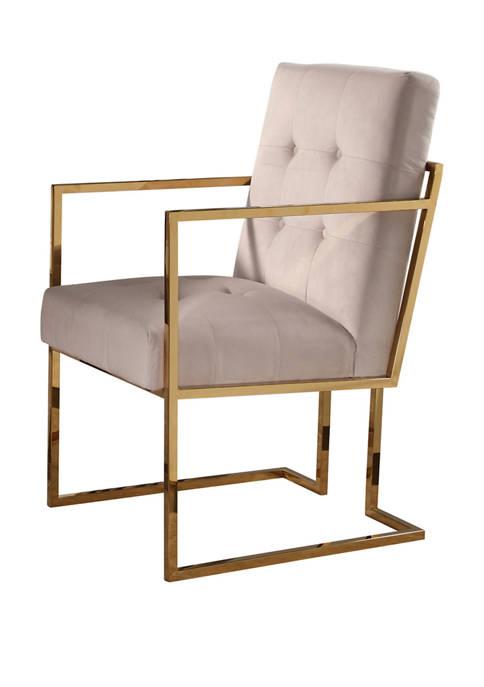 Abbyson Fraser Arm Chair