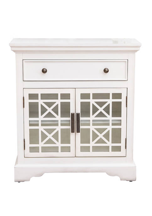 Abbyson Susan Storage Cabinet
