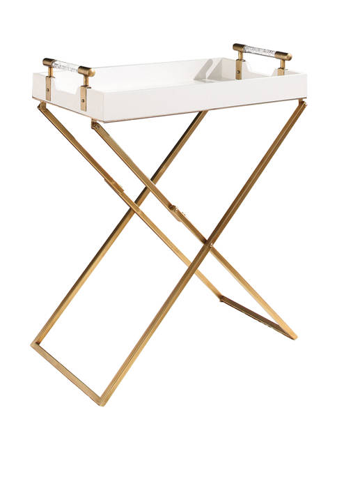 Abbyson Sofie End Table
