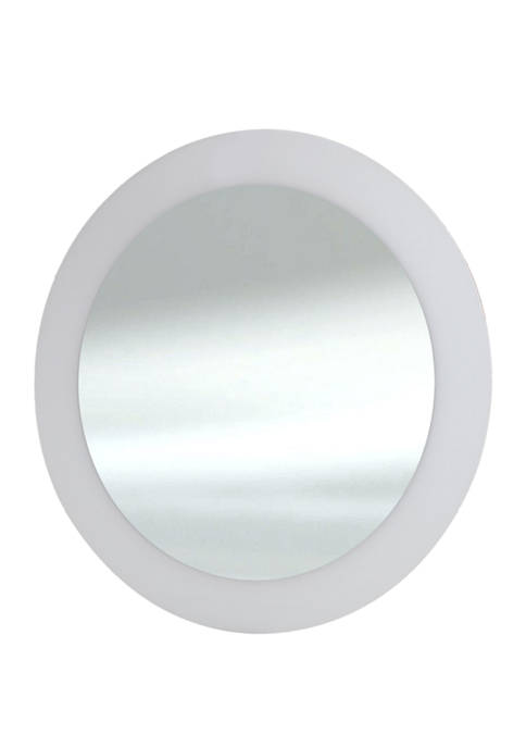 Abbyson Oasis Ceramic Wall Mirror
