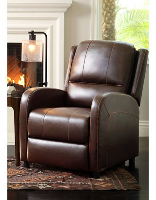 Fine Eugene Pushback Recliner Chair Gmtry Best Dining Table And Chair Ideas Images Gmtryco