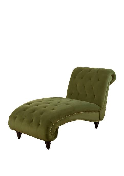 Abbyson Felice Chaise Lounge Chair