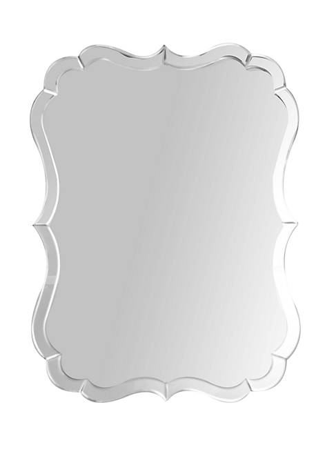 Melody Rectangle Wall Mirror