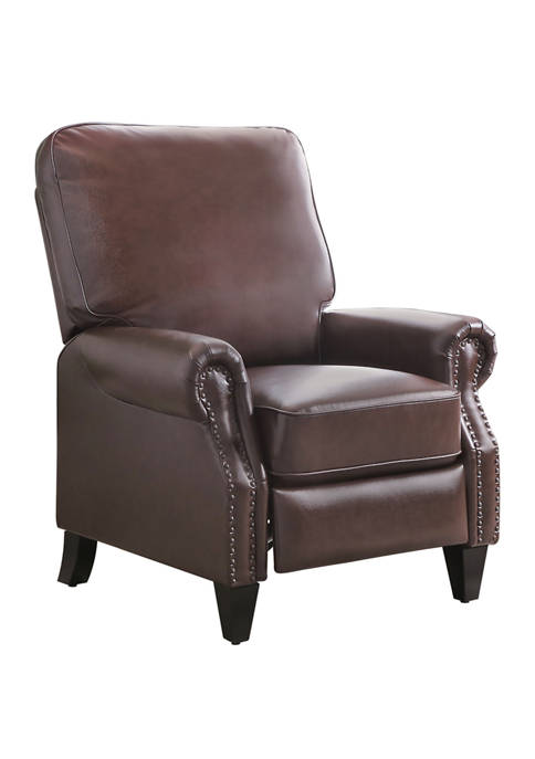 Abbyson Carla Pushback Recliner Chair