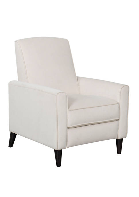Abbyson Avalon Mid Century Pushback Recliner Chair