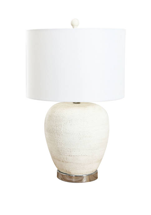 Abbyson Delphina Ceramic Table Lamp