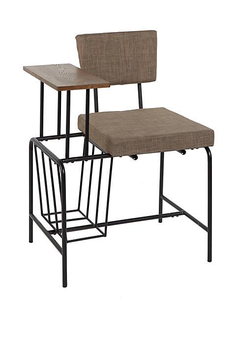 Woodard Mid Century Gossip Chair