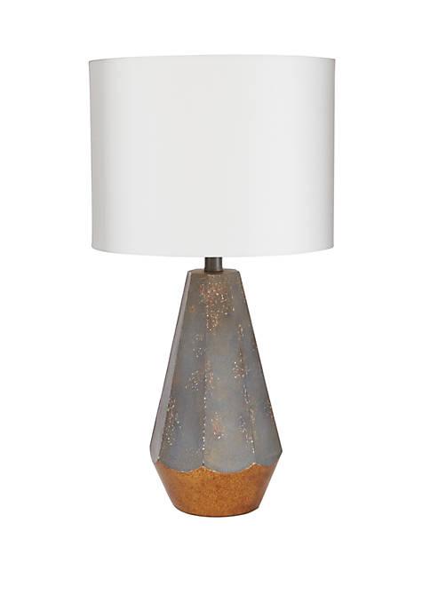Silverwood 18 Inch Reid Rustic Prism Table Lamp