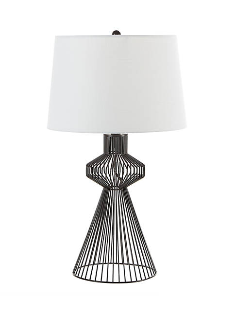 Silverwood Gabe Wire Table Lamp