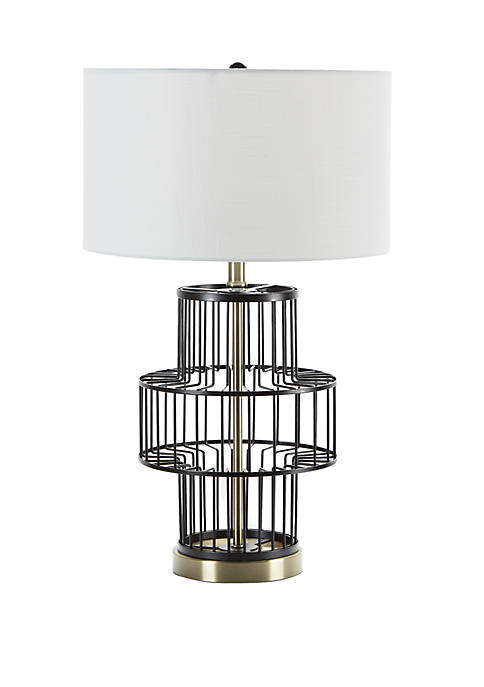 Silverwood Gabriella Wire Table Lamp