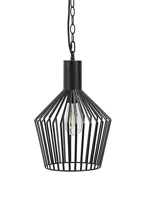 Clive Metal Wire Frame Pendant Light